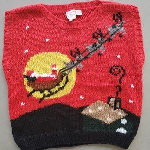 Sweaters - Vintage Christmas Sweater Vest